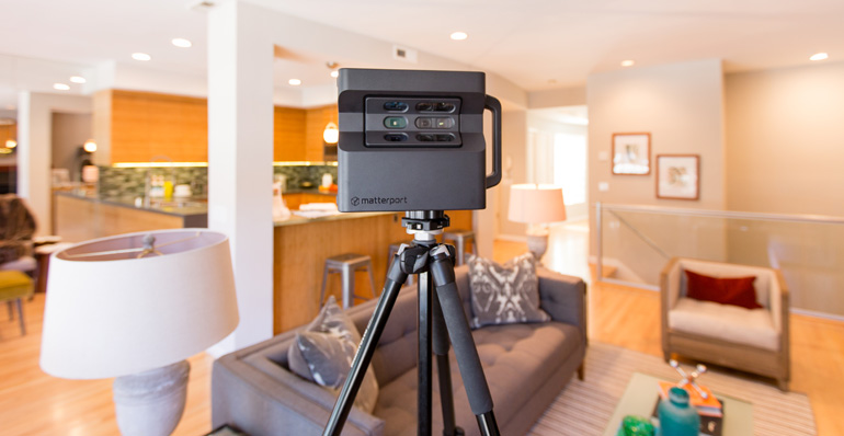 Prop-tech solutions such as 360 degree scanning of properties and 3D viewing technology enables clients to tour properties remotely.