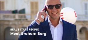 Real Estate People: Meet Graham Borg