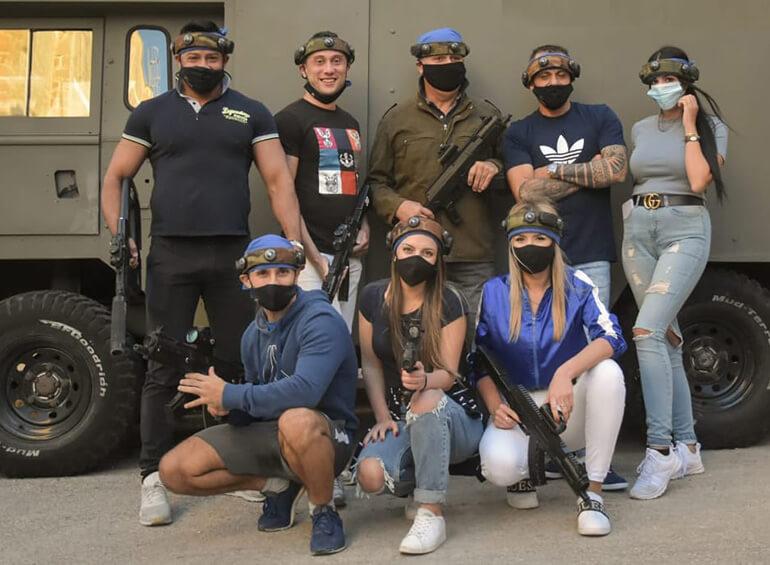 Alliance team Santa Venera