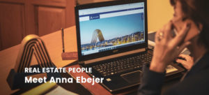 Real Estate People: Meet Anna Ebejer