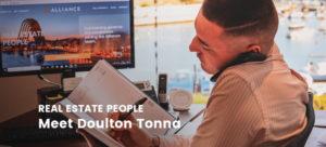 Real Estate People: Meet Doulton Tonna