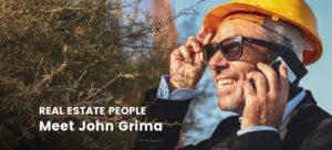 Real Estate People: Meet John Grima