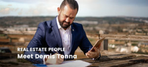 Real Estate People: Meet Demis Tonna
