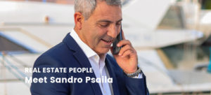 Real Estate People: Meet Sandro Psaila