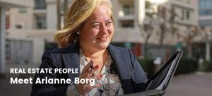 Real Estate People: Meet Arianne Borg