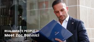 Real Estate People: Meet Zac Bonnici