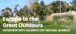 Escape to the great outdoors